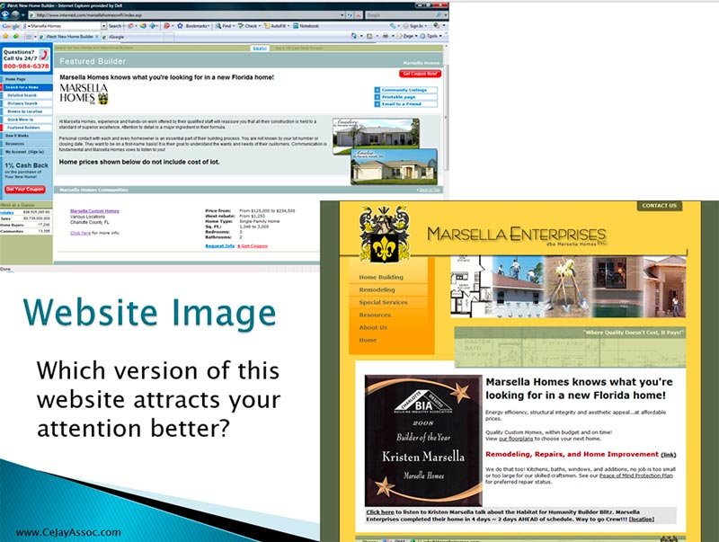 CeJay Associates, Make your Website work for your businss.
